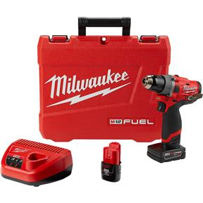 """M12 Fuel 1/2"""" Drill Driver Kit"""