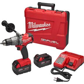 """M18 Fuel 1/2"""" Hammer Drill/Driver Kit"""