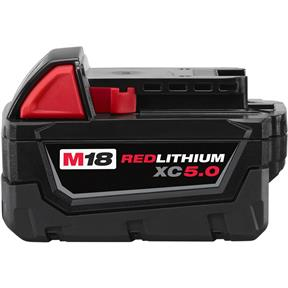M18 Red Lithium 5.0 Ah XC Battery Pack