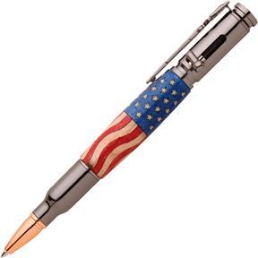 Bolt Action Pen Kit - Gun Metal