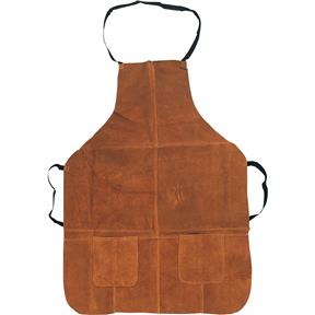 Suede Leather Safety Apron