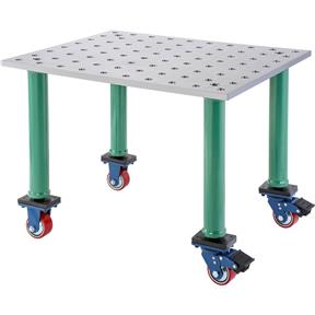 "39"" x 31"" Welding Table"