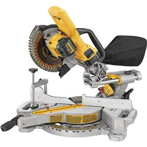 20V Max Miter Saw with Battery and Charger