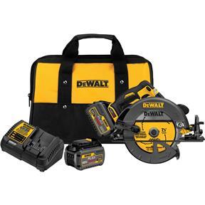 "60V 7-1/4"" Circular Saw 2 Battery Kit"
