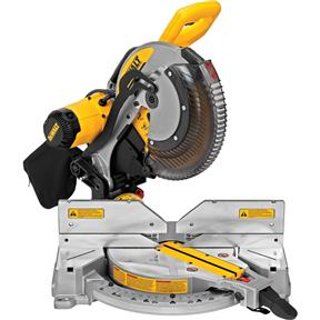 """12"""" Double Bevel Compound Miter Saw with Cutline"""