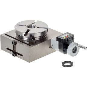 """4"""" Rotary Table with DRO"""