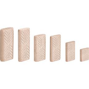 Domino DF 500 Beech 8 x 22 x 50mm Tenons, 100-Pack