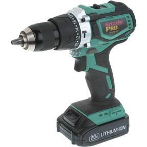20V Drill/Driver Kit with Li-Ion Battery (Charger Not Included)