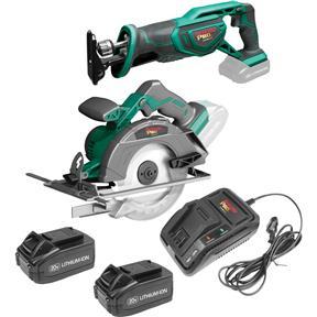 20V 2-Tool Saw Kit