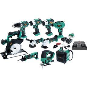 20V 11-Tool Master Kit