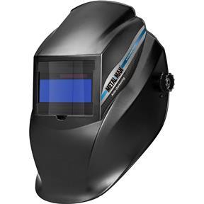 Black Variable Shade Auto-Darkening Welding Helmet