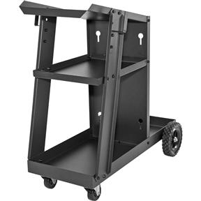 Three-Tier Welding Cart & Cabinet