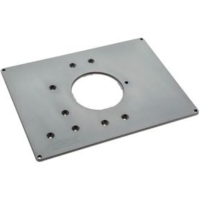"12"" x 9"" Router Lift Mounting Plate for T1255"