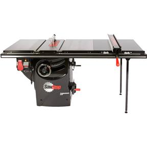 "10"" 1-3/4 HP 120V Professional Table Saw with 36"" T-Glide Fence Assembly"