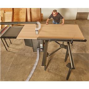 Large Sliding Table