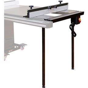 "27"" In-Line Cast-Iron Router Table"