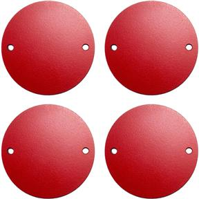 4 pc Phenolic Zero Clearance Insert Ring Set for Router Lift