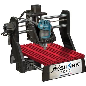 CNC Shark SD110 with Free 2W Laser Module