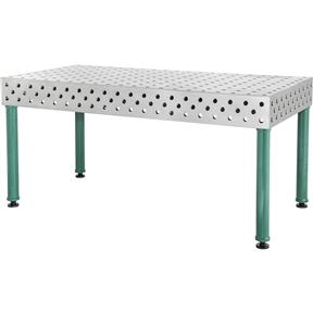 "94"" x 47"" 3D Steel Welding Table"