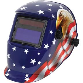 Eagle/USA Auto-Darkening Welding Helmet