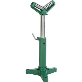 Heavy-Duty V-Roller Stand