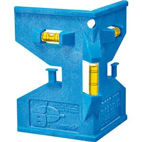 Polycast Magnetic Post and Pipe Level