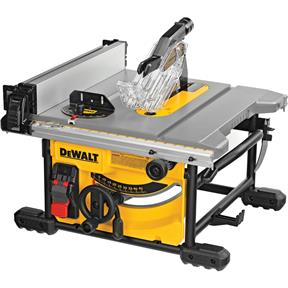 "8- 1/4"" Compact Jobsite Table Saw"