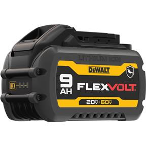 20V/60V Flexvolt 9.0 AH Battery