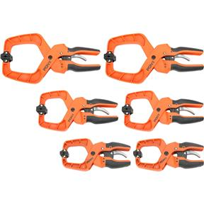6 pc. Hand Clamp Kit