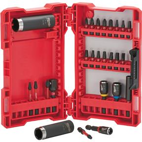 SHOCKWAVE Impact Duty Drive and Fasten Set - 26pc