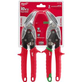 2pc Offset Aviation Snip Set