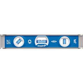 "10"" TRUE BLUE Magnetic DUAL-PITCH Torpedo Level"
