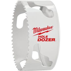"4-1/8"" Hole Dozer Hole Saw Bi-Metal Cup"