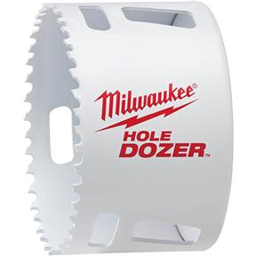 "3-1/2"" Hole Dozer Hole Saw Bi-Metal Cup"