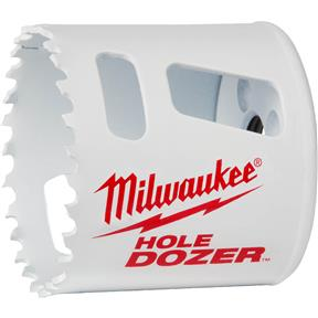 "2-1/8"" Hole Dozer Hole Saw Bi-Metal Cup"