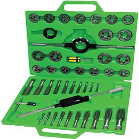 45-Pc. Metric Tap & Die Set