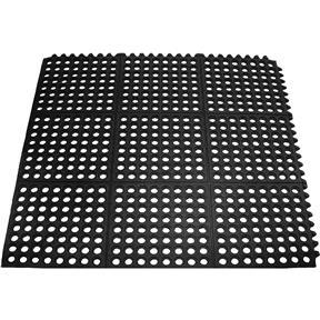 Anti-Fatigue Interlocking Floor Mat