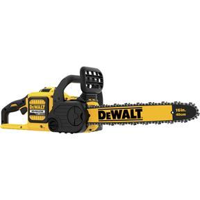 """Flexvolt 60V 16"""" MAX Brushless Chainsaw Kit"""
