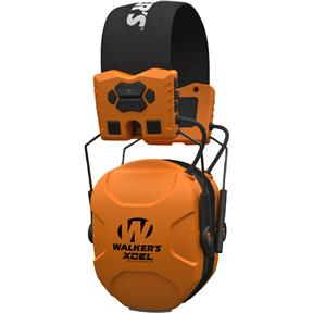 Xcel Digital Electronic Bluetooth Muff - Blaze Orange