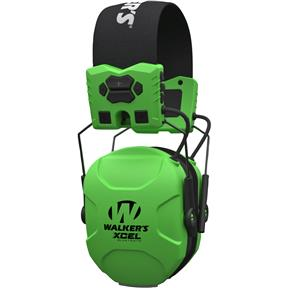 Xcel Digital Electronic Bluetooth Muff - Green