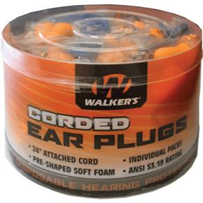 Corded Ear Plug Dispenser Tub - 50 ct.