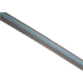 "56-1/2"" x 1/2"" x 0.025 x 14 Raker Carbon Tool Steel Bandsaw Blade"