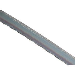 "56-1/2"" x 1/2"" x 0.025 x 18 Raker Carbon Tool Steel Bandsaw Blade"