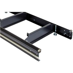 6' Bed Extension Rails for G0901 Sawmill