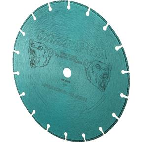 "9"" Metal Cutting Diamond Blade, 5/8"" Arbor"