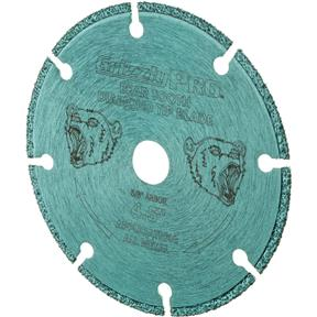 "4-1/2"" Metal Cutting Diamond Blade, 5/8"" Arbor"