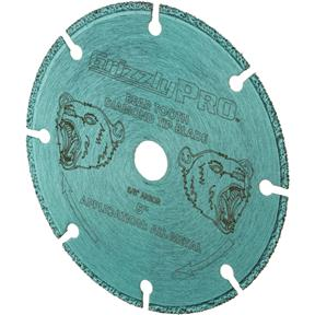 "5"" Metal Cutting Diamond Blade, 5/8"" Arbor"