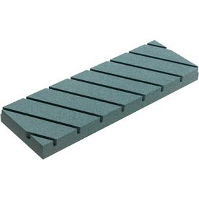 """9"""" x 3"""" x 3/4"""" 120 Grit Flattening Stone"""