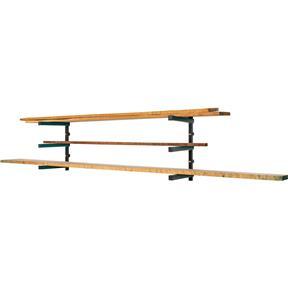 Lumber Rack 3-Shelf System