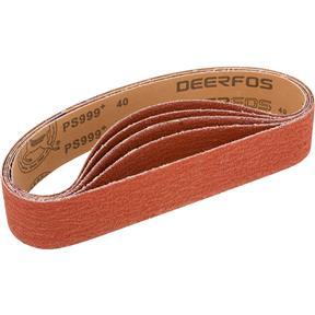 """2"""" x 27"""" Ceramic Sanding Belt 40 grit, 5 Pk."""